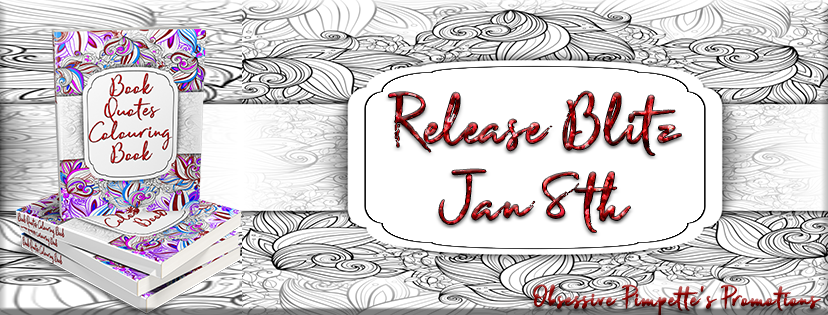 Release Blitz Book Quotes Colouring
